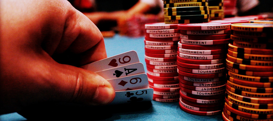 3 types de poker Stud
